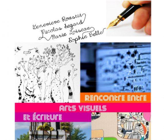 Nicolas Segard ateliers écriture FLC