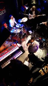 Myles Sanko Concert Paris