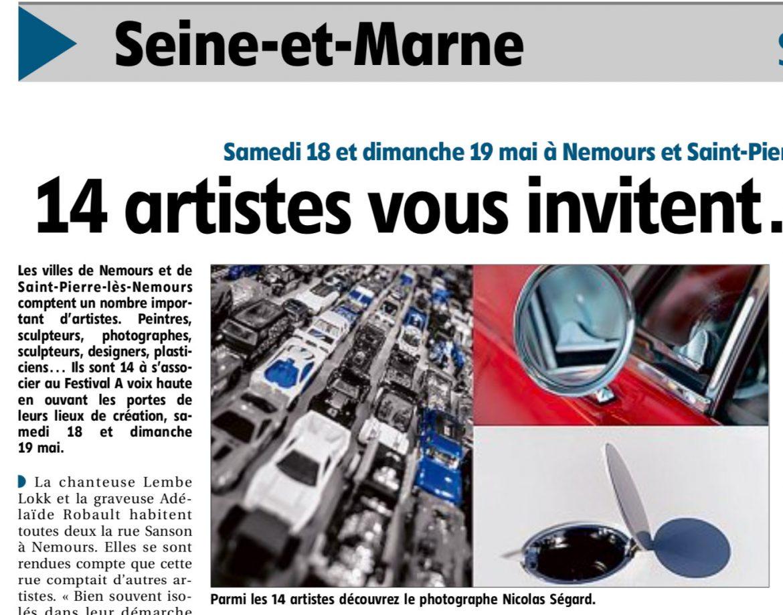 Article Eclaireur Gatinais Nicolas Segard